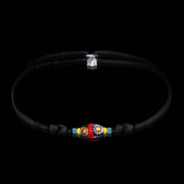 bracelet-renaissance-verre-murano-cordon