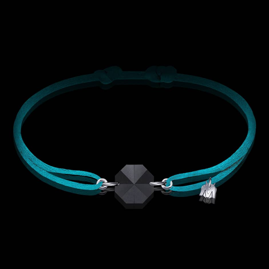 bracelet-cristal-noir-cordon-turquoise