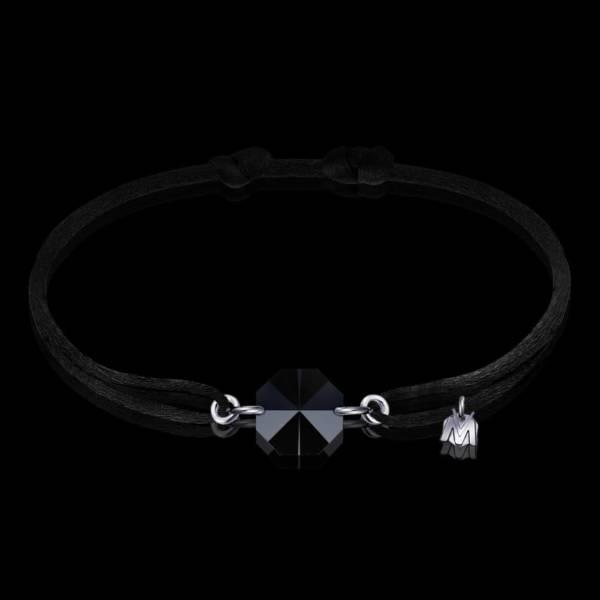 bracelet-cristal-noir-homme-femme-cordon