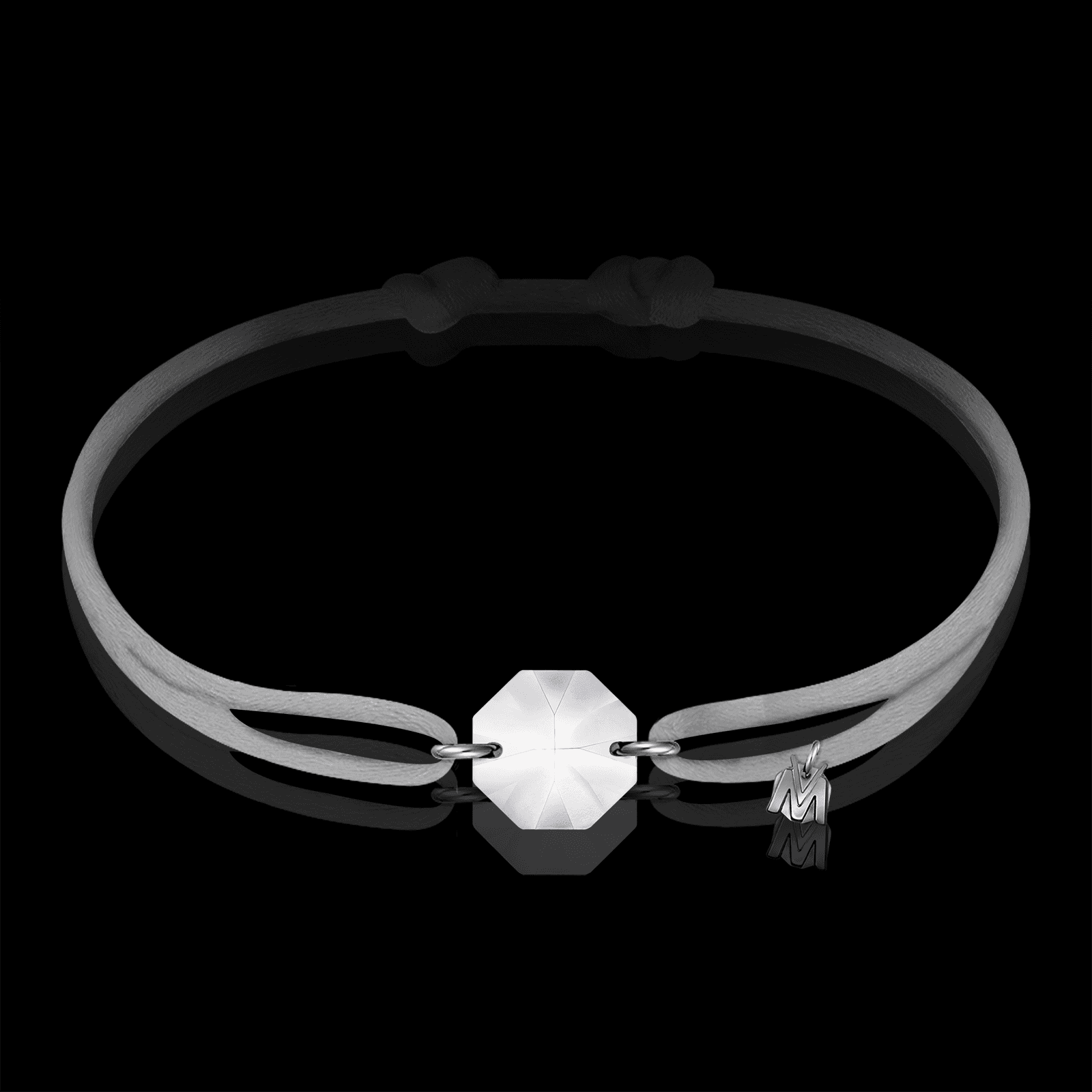 bracelet en cristal sable par notre artisan en lorraine