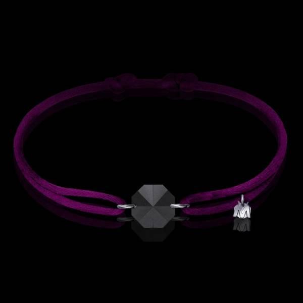 bracelet-homme-cristal-noir-cordon-violet