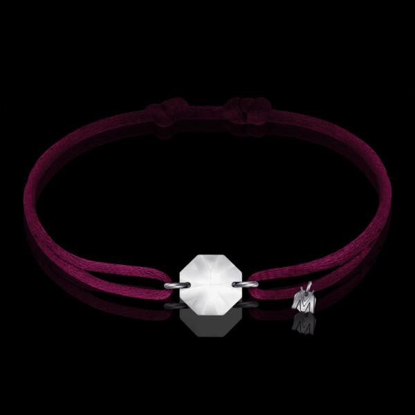 bracelet tendance en cristal michael vessiere