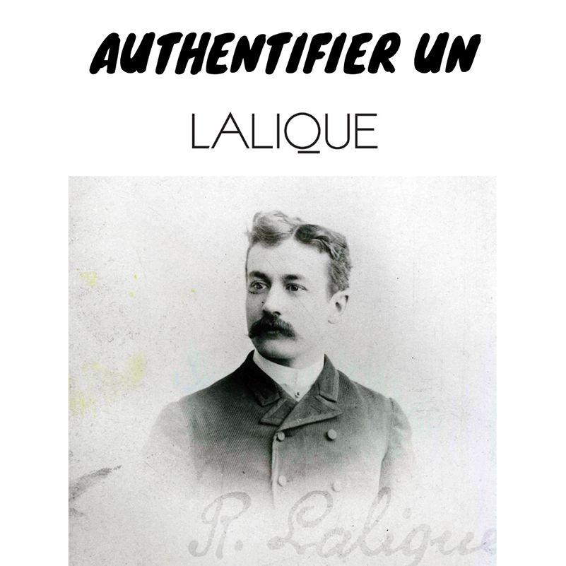 guide pour authentifier et reconnaitre signature rene lalique france