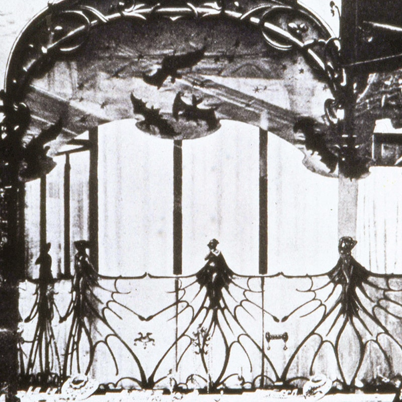 la cristallerie Lalique durant exposition universelle de 1900