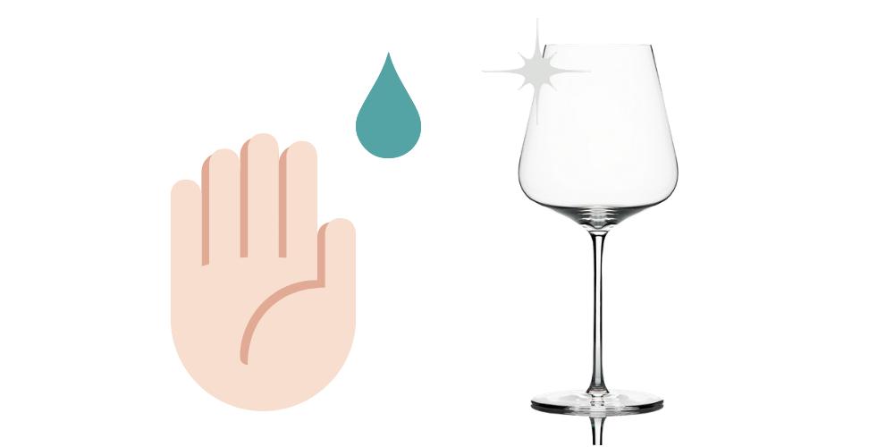 comment nettoyer ses verres en cristal