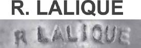 Signature-R.LALIQUE