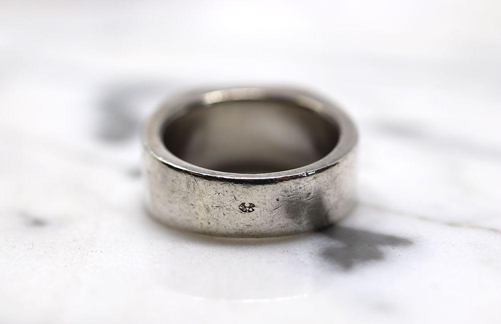 l'efface rayures argent bijoux