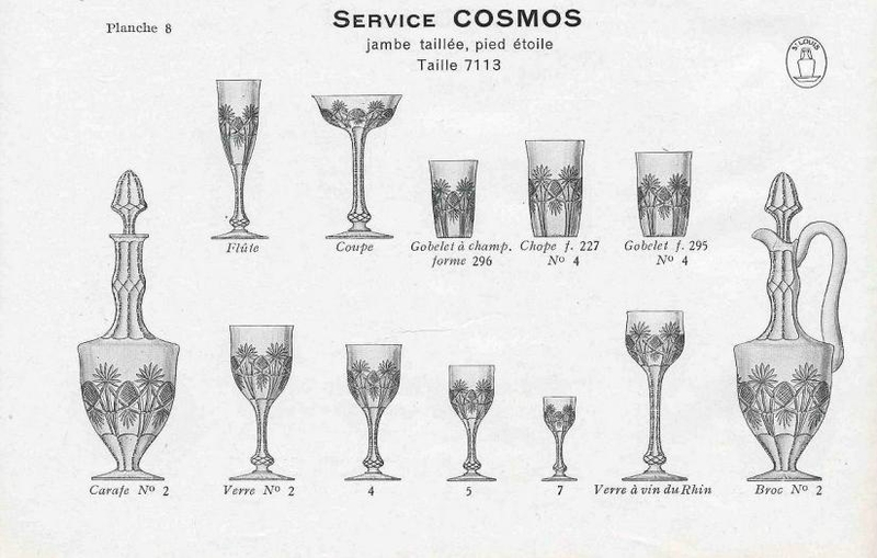 ancien catalogue du service cosmos saint louis