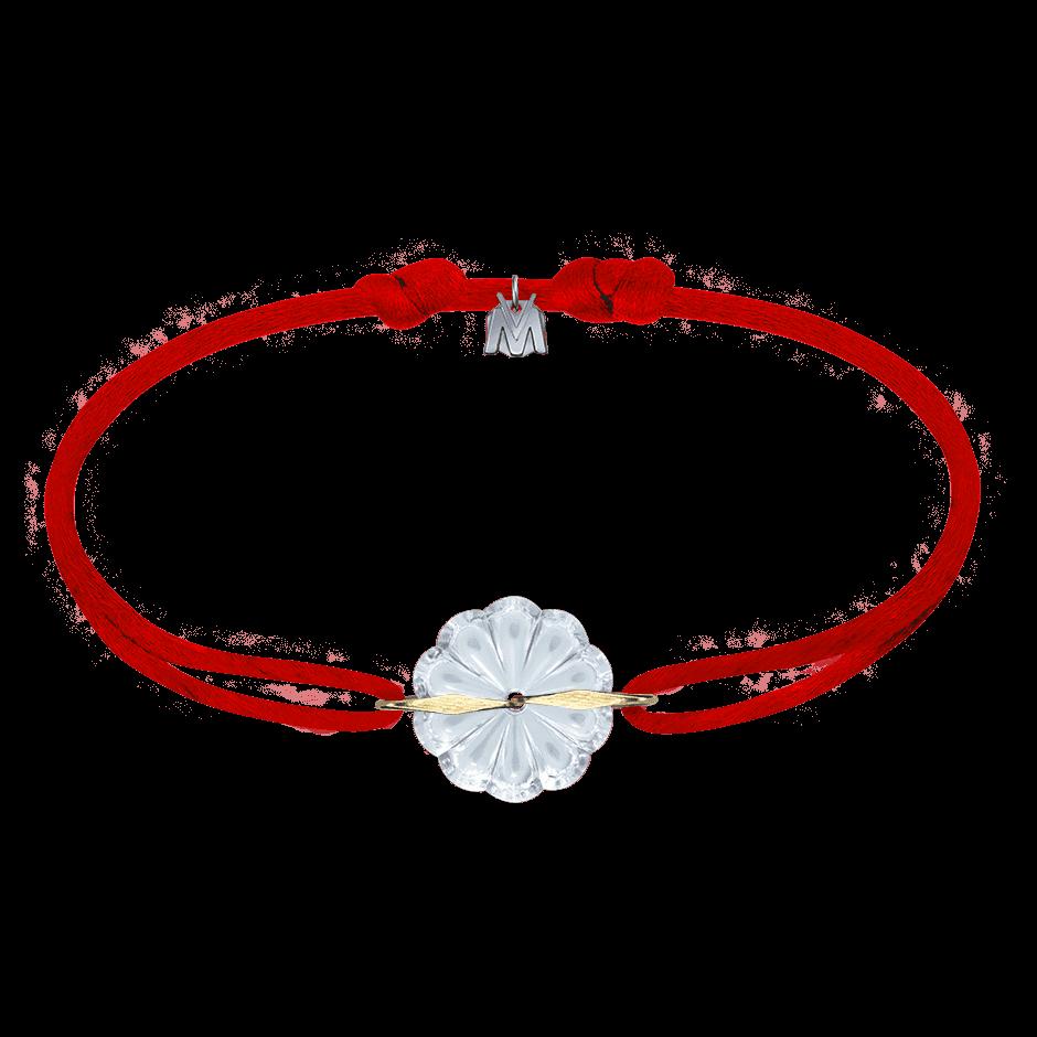 bracelet-cordon-femme-rouge