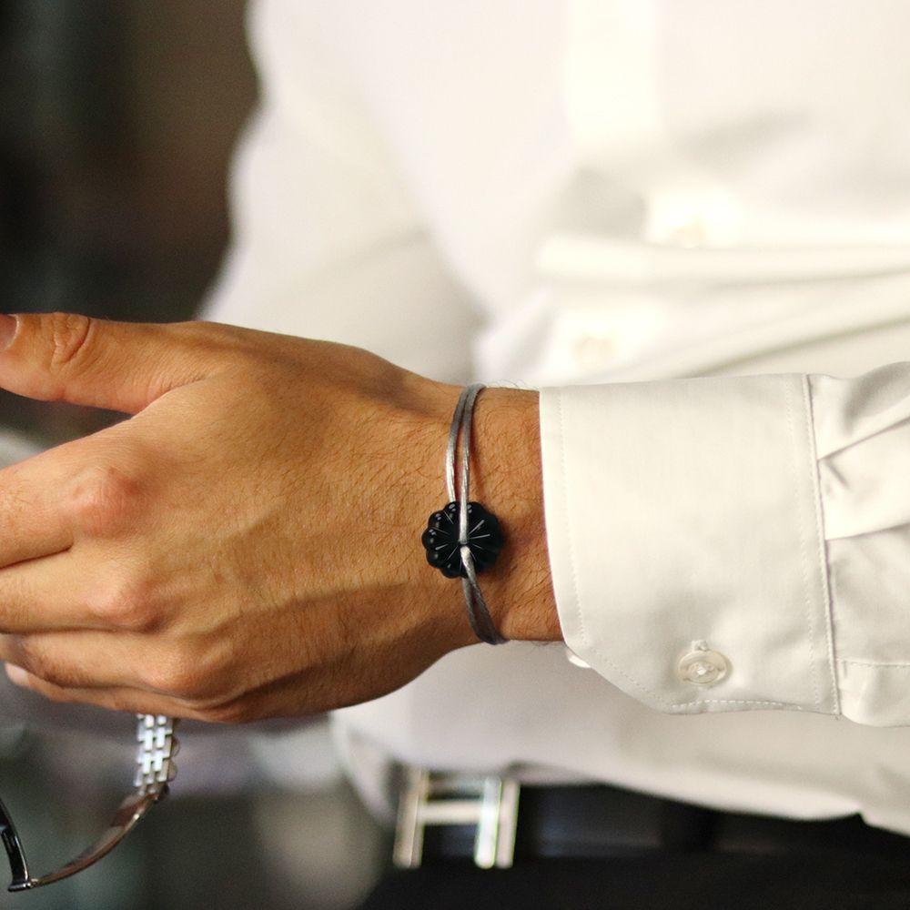 bracelet-cristal-noir-art-nouveau-michael-vessiere