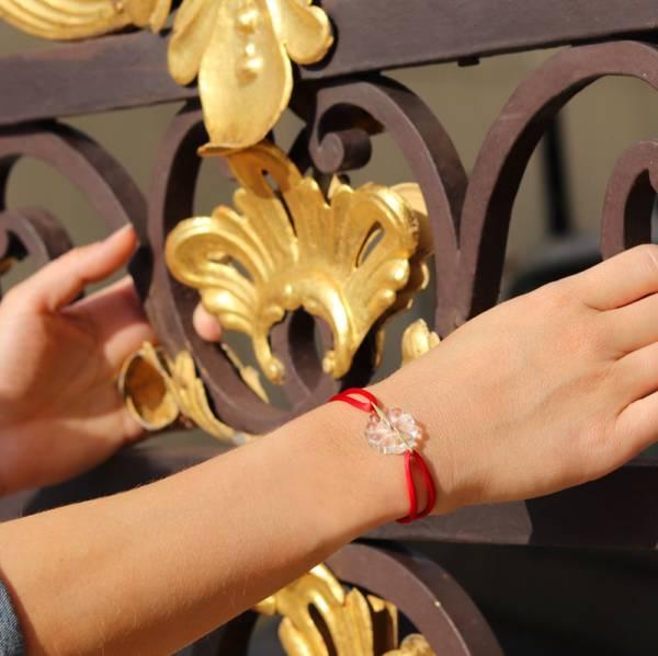 bracelet fleur art nouveau nancy