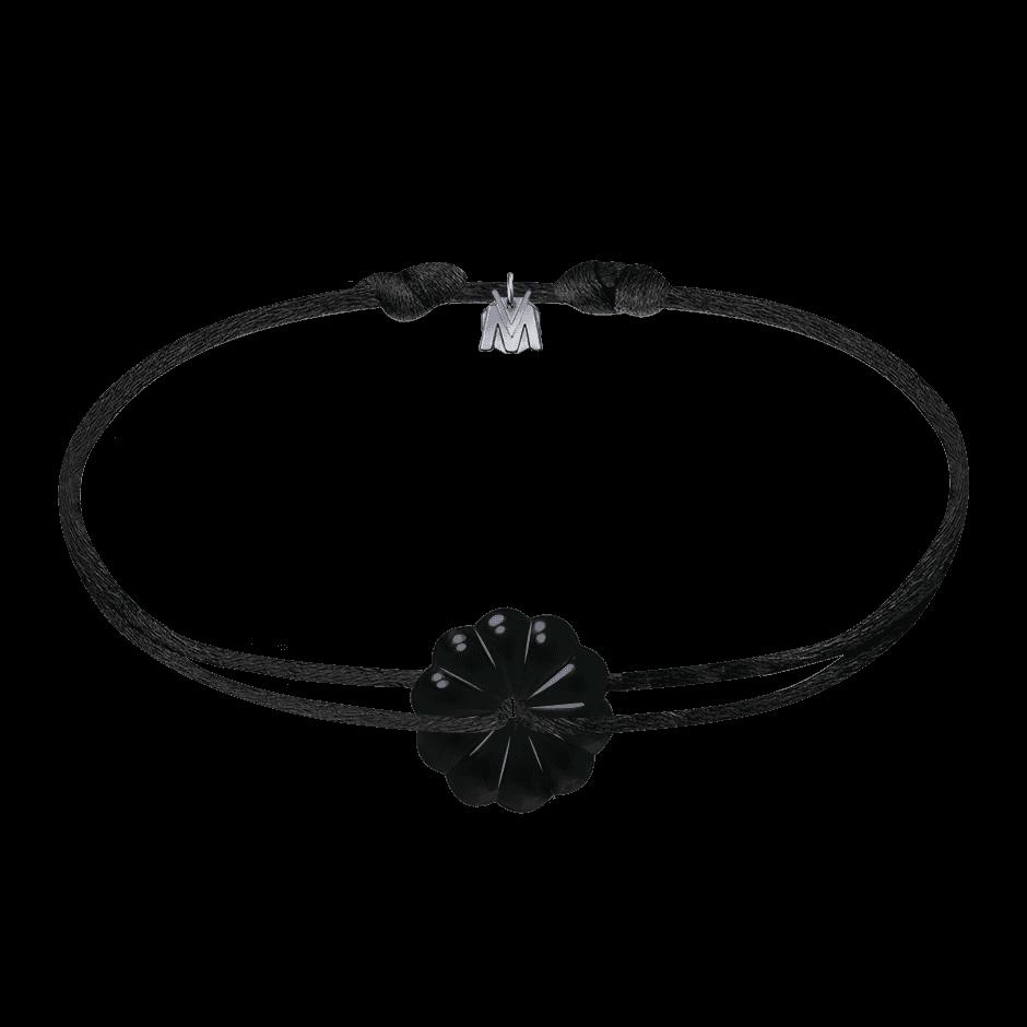 bracelet-noir-tendance-2019