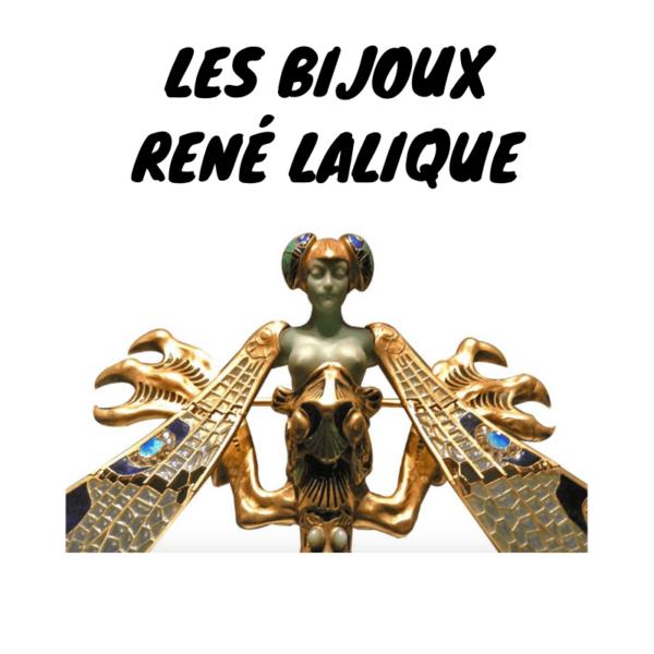 10 bijoux de Rene Lalique