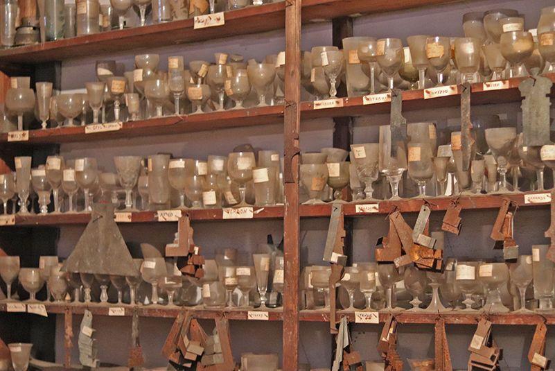histoire du verre de vallerysthal