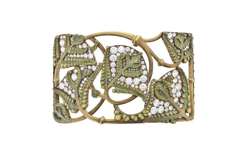 bijoux art nouveau René Lalique