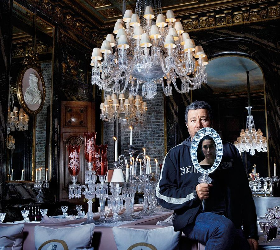 Philippe starck pour baccarat