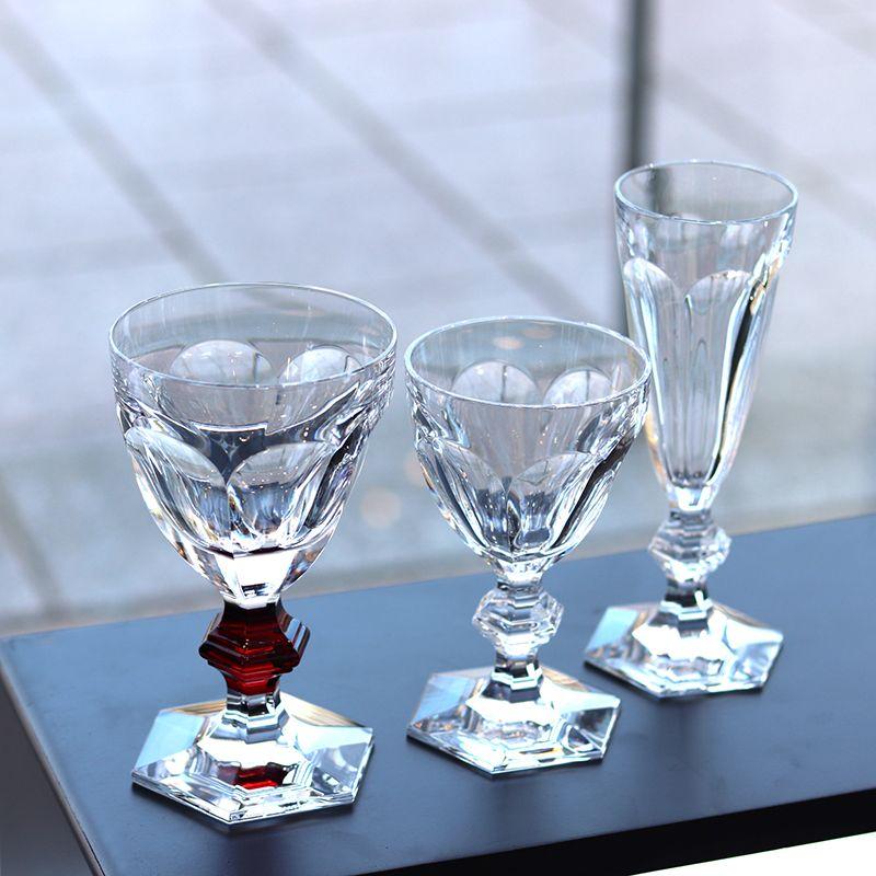 verre iconique harcourt 1841 baccarat