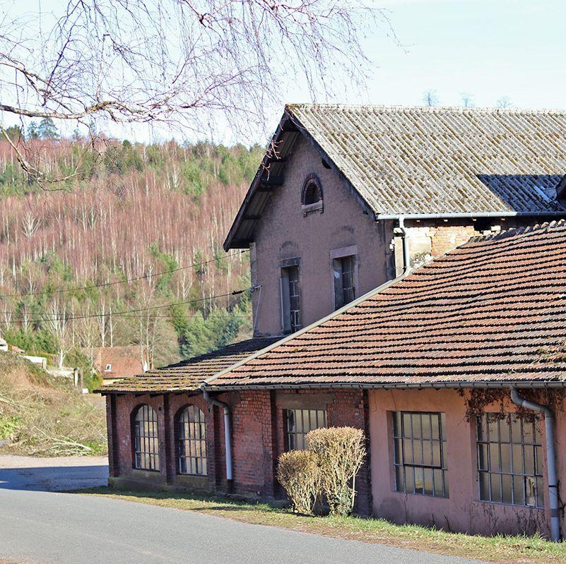 extérieur du musee de vallerysthal
