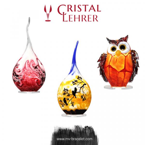 le guide de la cristallerie Lehrer