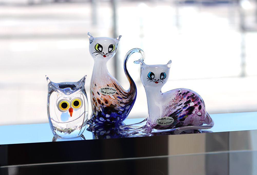 artisanat art de la cristallerie Lehrer