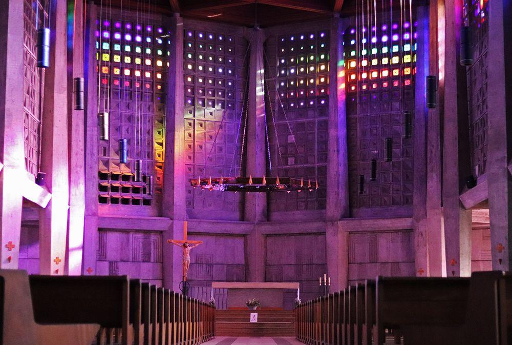 église vitraux baccarat