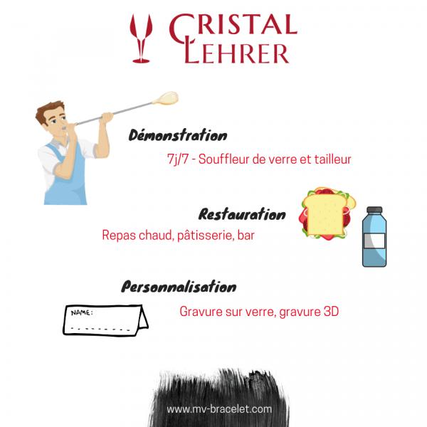quoi faire a la cristallerie Lehrer