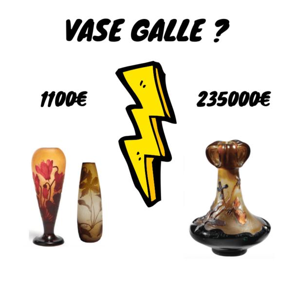 guide pour reconnaitre un vrai vase galle