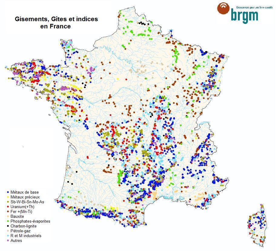 Carte-mineraux-france