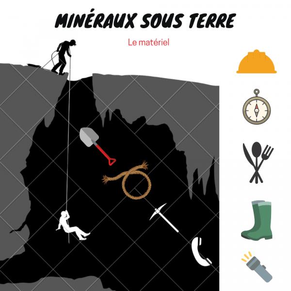decouvrir des gisements de mineraux en France