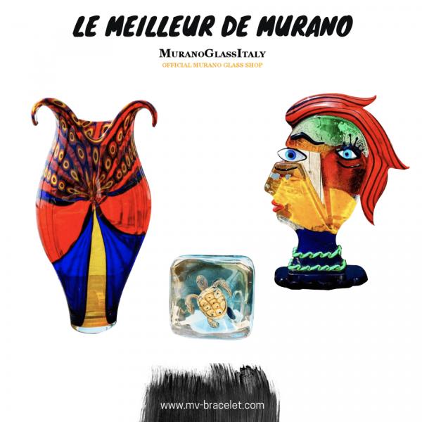 guide d'achat du verre de Murano