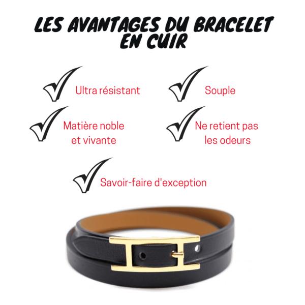guide pour choisir bracelet cuir