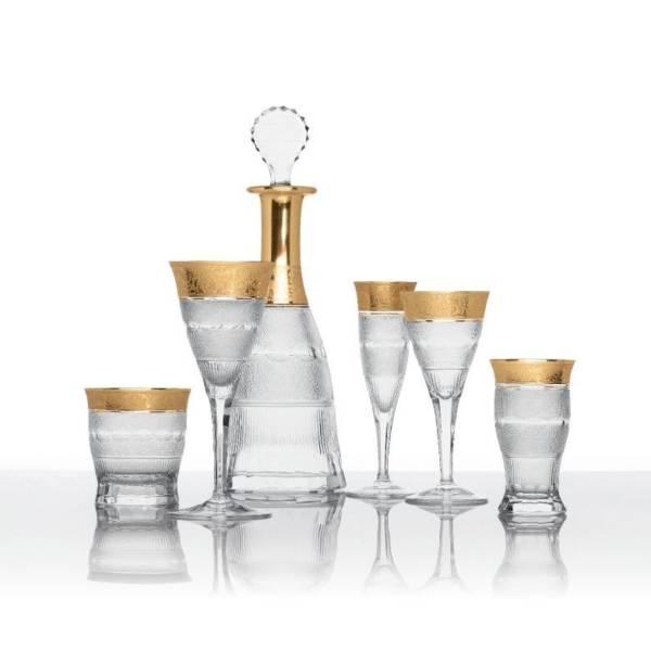 verre en cristal moser