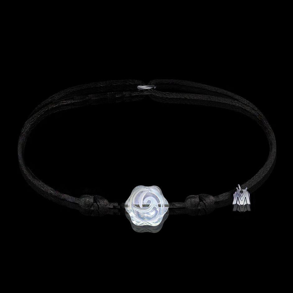bracelet-cristal-clair-rose