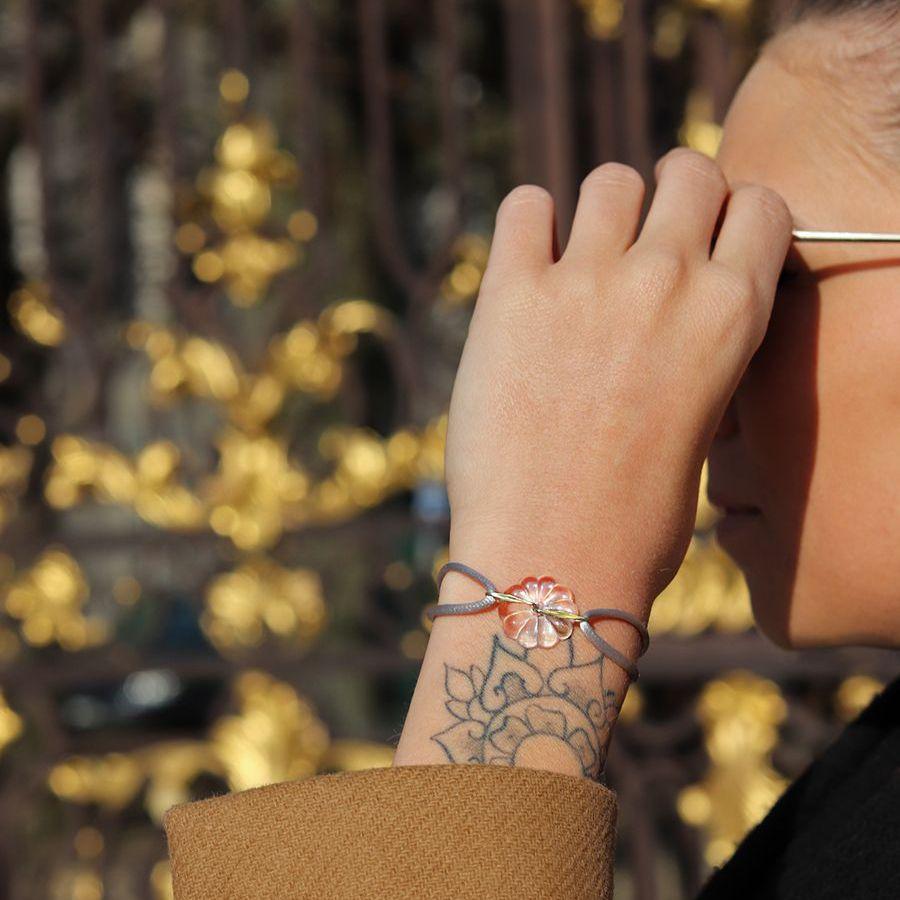 bracelet-fleur