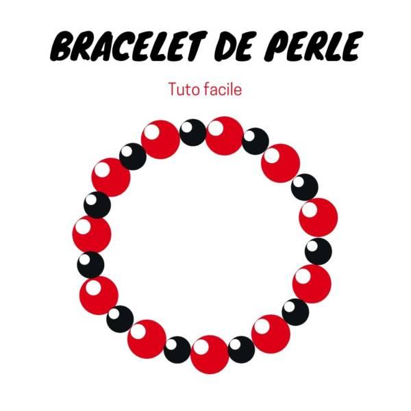 comment faire un bracelet de perle