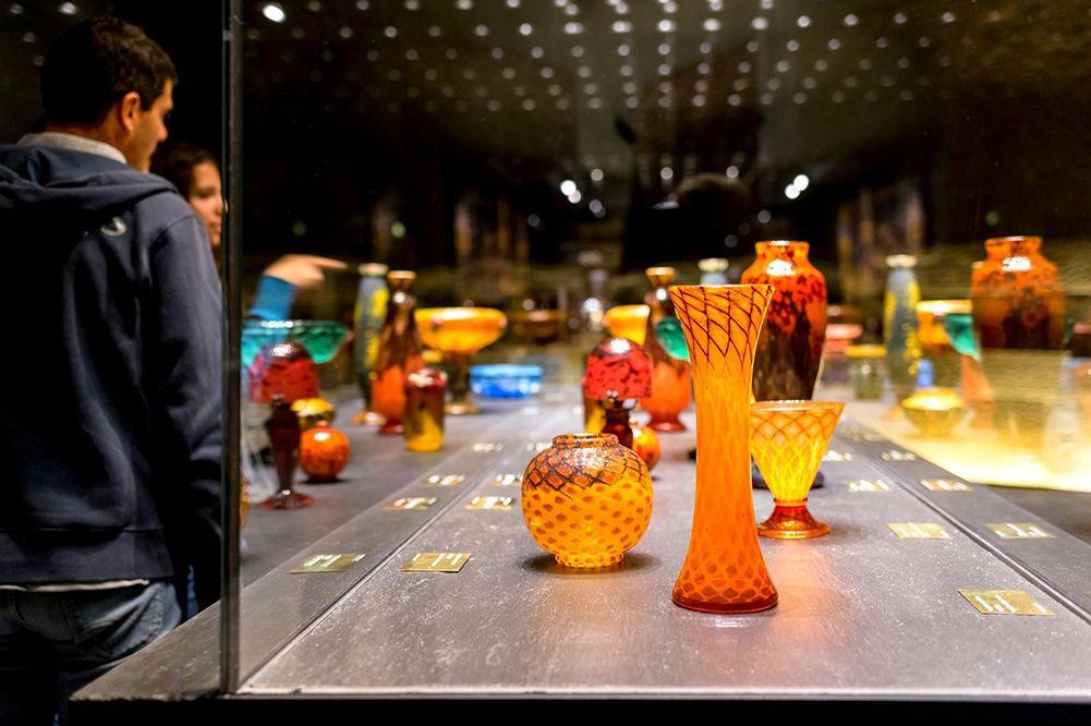 collection daum France du musee des beaux arts de nancy