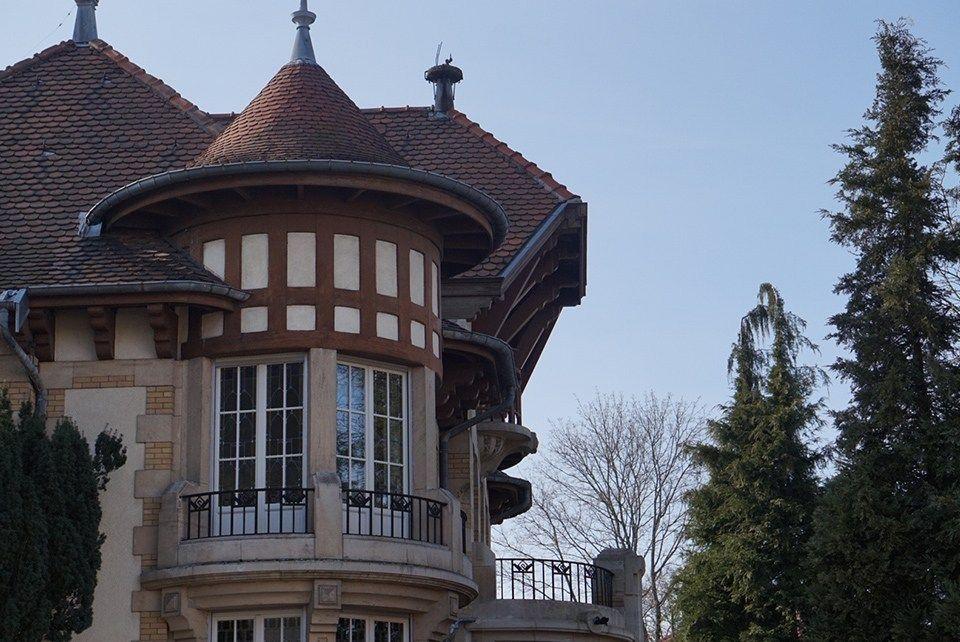 maison du parc de Saurupt