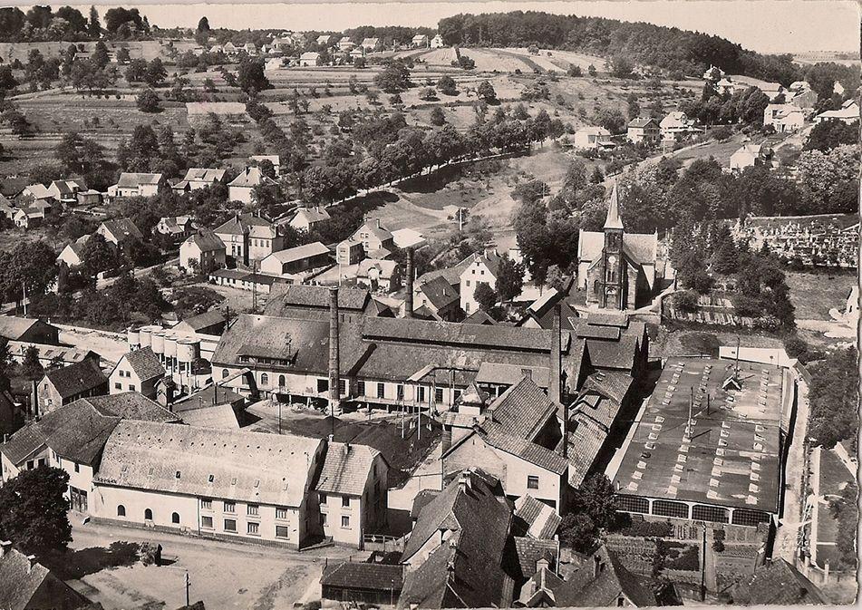 archive du village et verrerie de Meisenthal