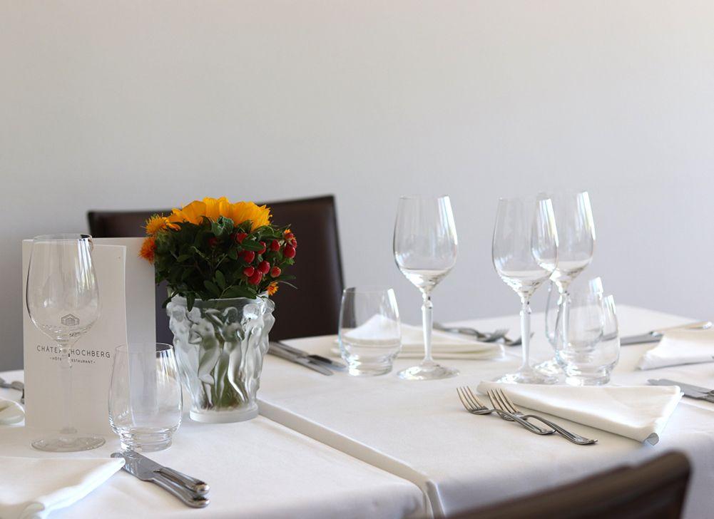 dejeuner au chateau hochberg