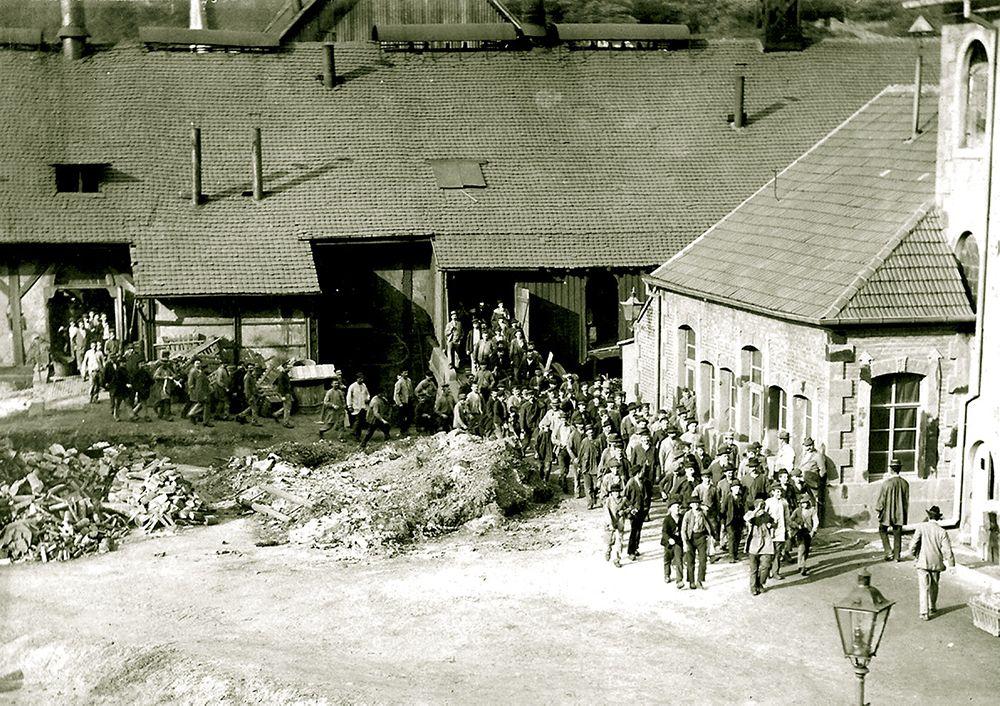 archive et histoire de la verrerie de meisenthal