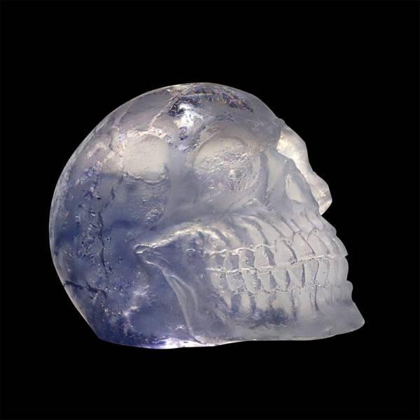crane de cristal de loic ortega artisan de baccarat