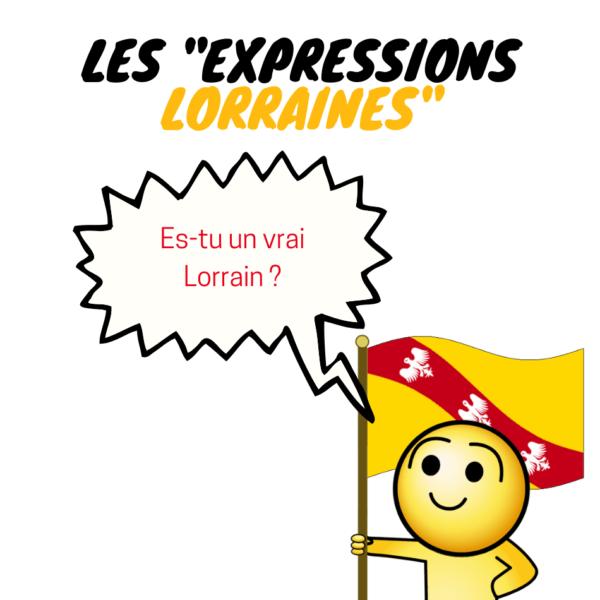 expressions et patois lorrain