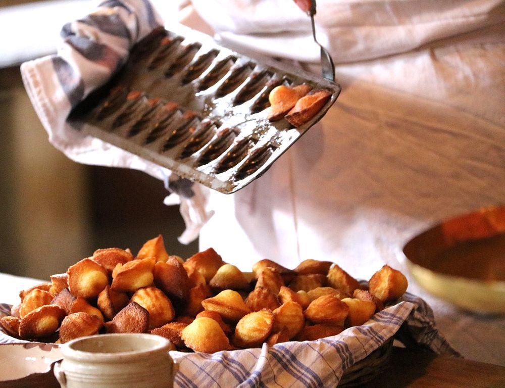 recette de la vrai madeleine de commercy