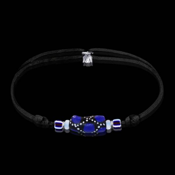bracelet-Royaume-du-Ouagadou-perles-de-verre-ghana