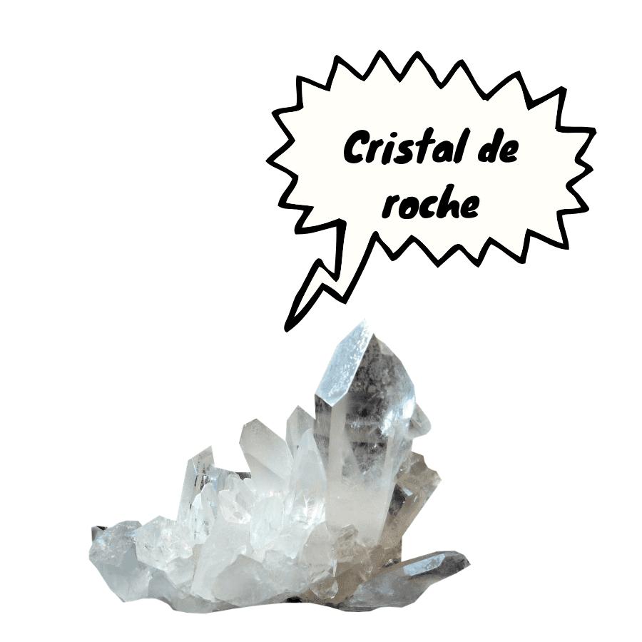 propriete et vertus du cristal de roche