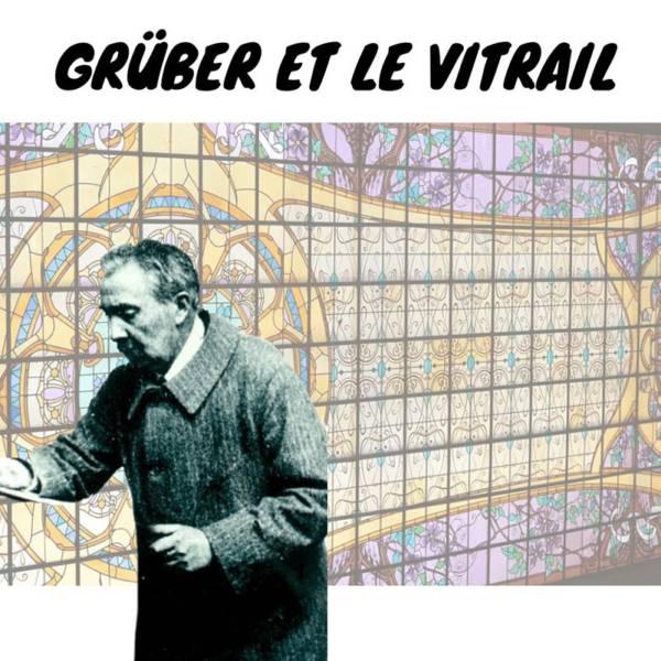 biographie de Jacques Gruber vitrail
