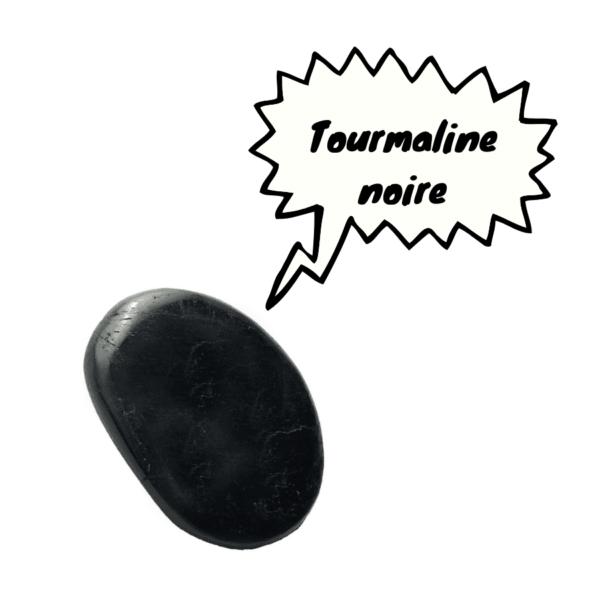propriete et vertus de la pierre tourmaline noire