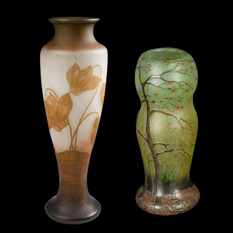 vase des freres vessiere nancy