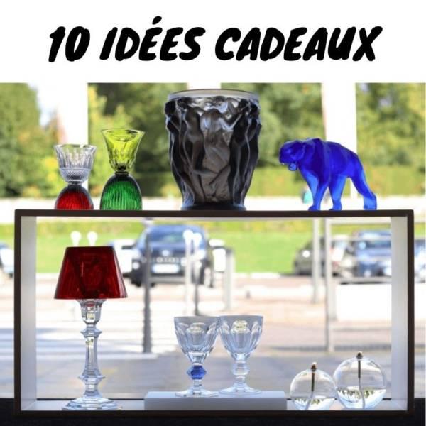 decouvrez nos 10 idees cadeaux en cristal