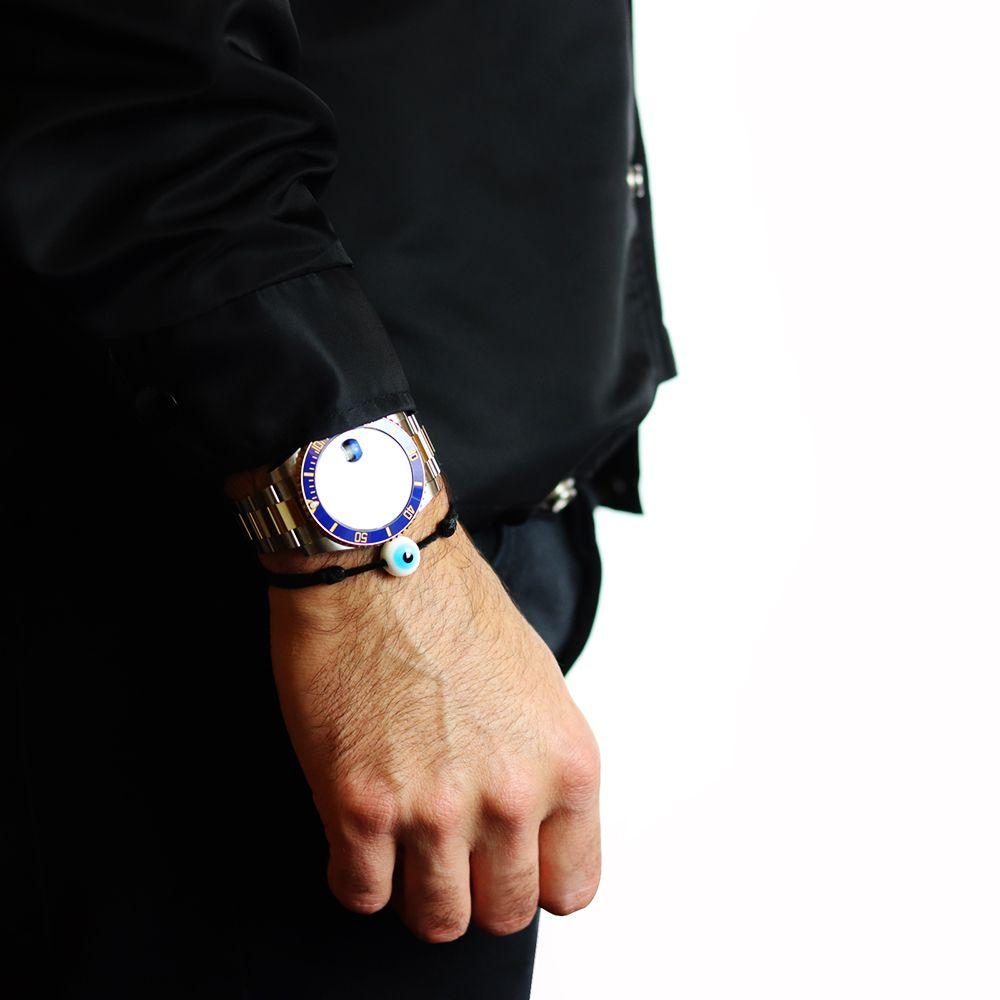 bracelet evil eye porte-bonheur pour montre